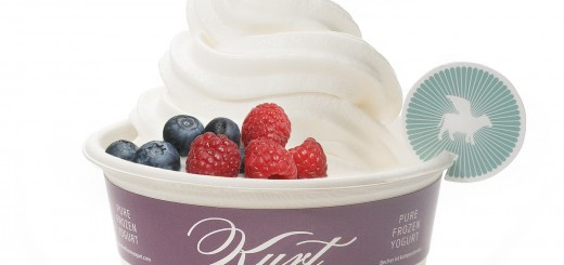 KURT Pure Frozen Yogurt