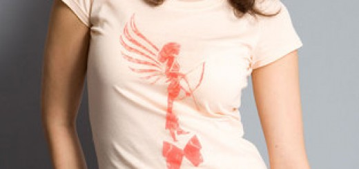 Armedangels-Angel-Bow-T-Shirt-Apricot