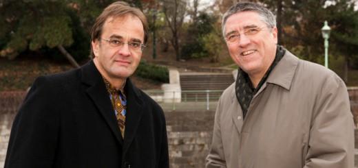 Robert Lukesch und Leo Baumfeld werden die Veranstaltung am 15. März eröffnen