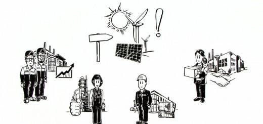"Filmstill ""What is the German Energiewende?"" (c) Heinrich Böll Stiftung"