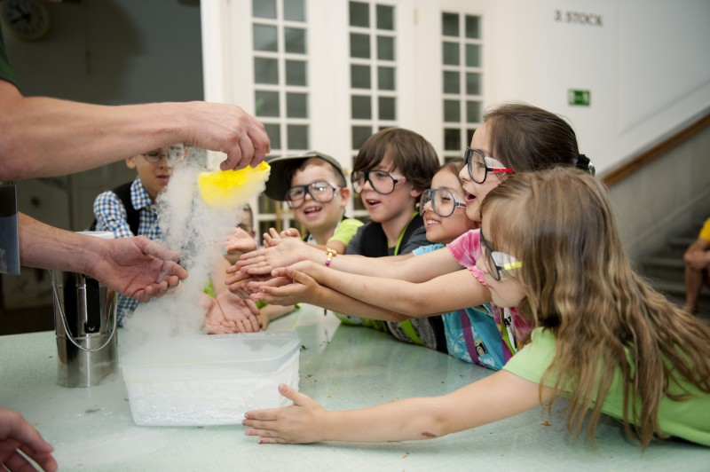 highlights der kinderuni wien 2013 biorama