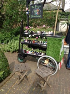 Bicycle Beer Garden  Bild: Chelsey Fringe