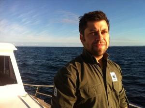 Axel Hein, WWF Meeresexperte
