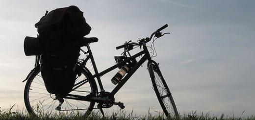 Fahrrad in Freiheit