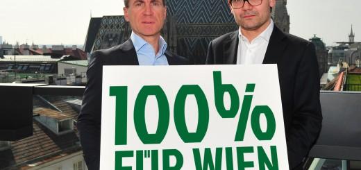 Martin Lenikus und Marco Kalchbrenner, Begründer der Initiative