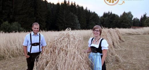 Moni und Mario vom Biohof Thauerböck