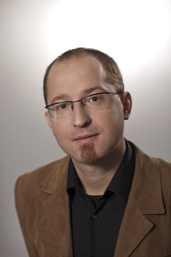 Joachim Brocks Bild: Michael Liebert - Garten-Tulln-Portrait