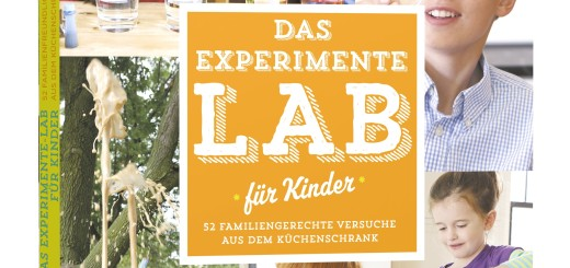 Das Experimente-Lab Cover