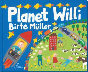 Planet Willi Cover