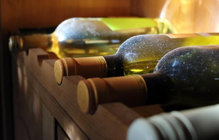Weinkeller Len wein weinkeller flaschen biorama