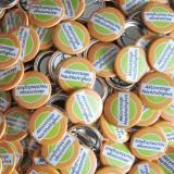 buttons nachhaltigkeit