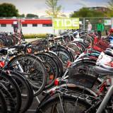 Bild: Fahrrad Garderobe