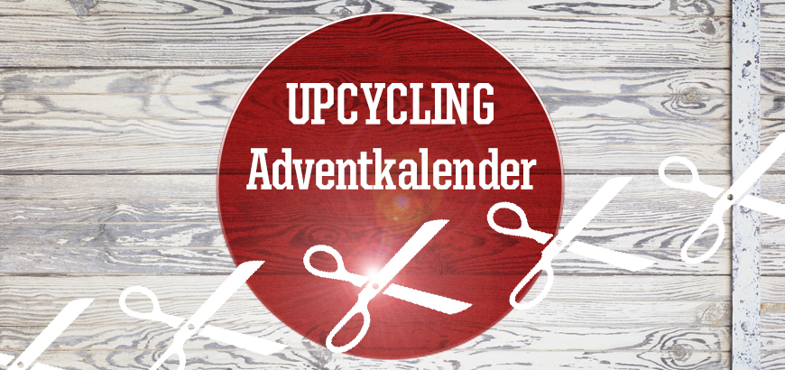 Upcycling Adventkalender, Tür 1: Skateboard Brillen von