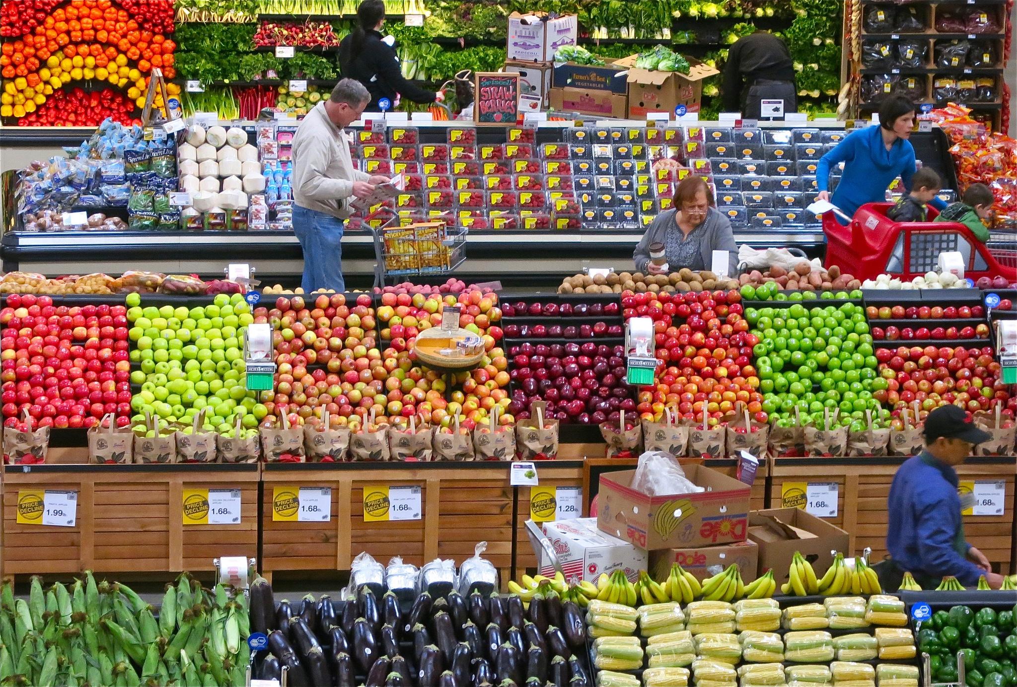 Walmart Whole Foods Market