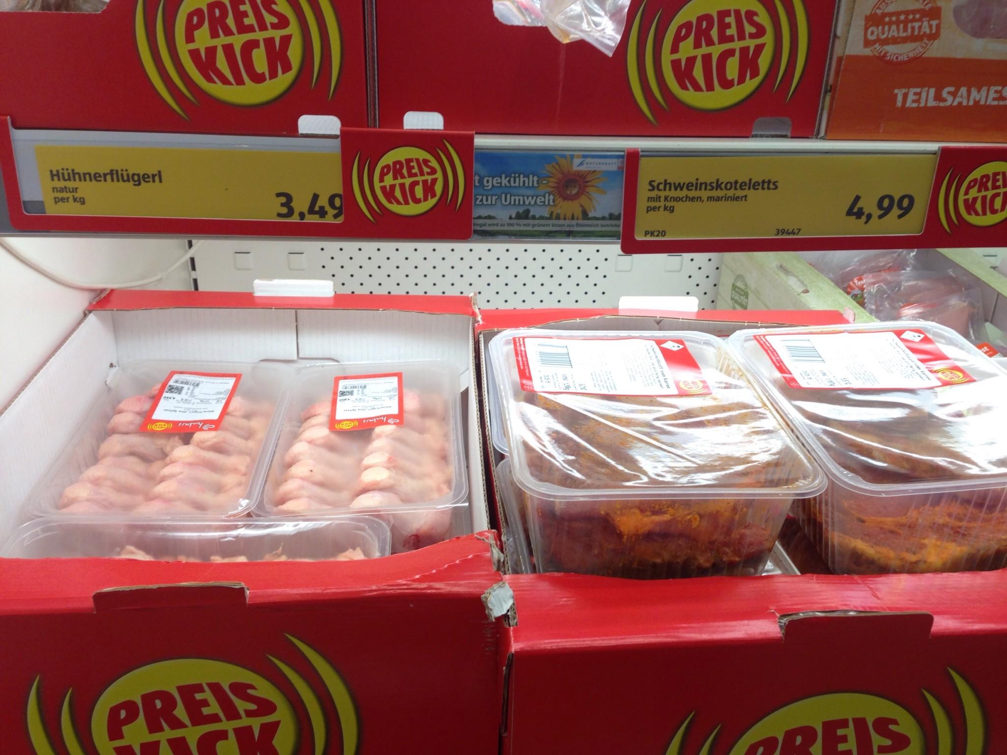 kalbfleisch preis kg