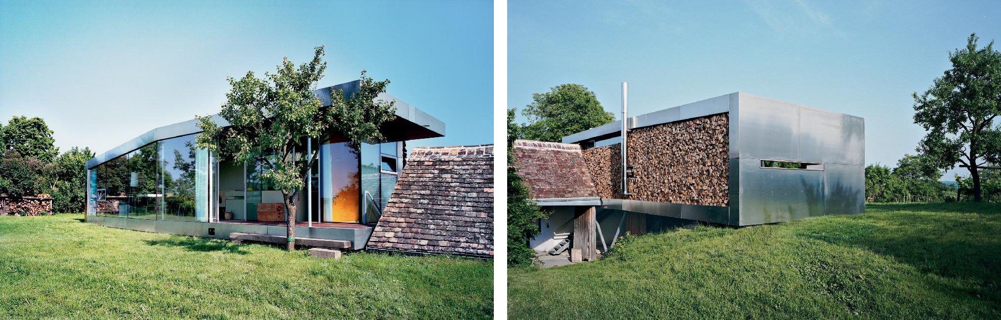 Bauernhäuser – zwischen Tradition und Moderne | BIORAMA