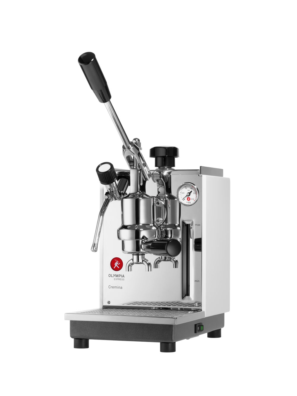 Olympia Cremina Handhebel Espressomaschine | © Olympia
