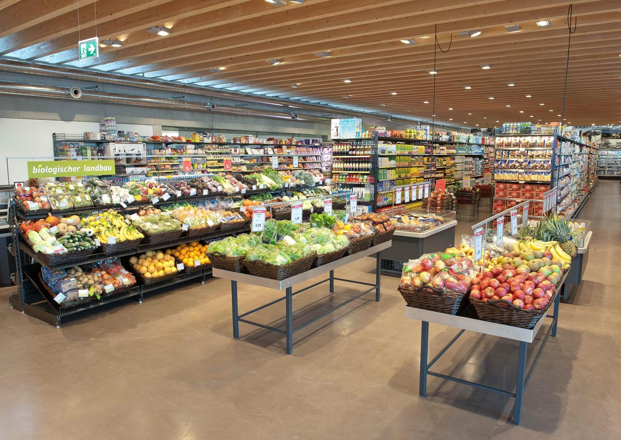 Supermarkt Gewinnspiele