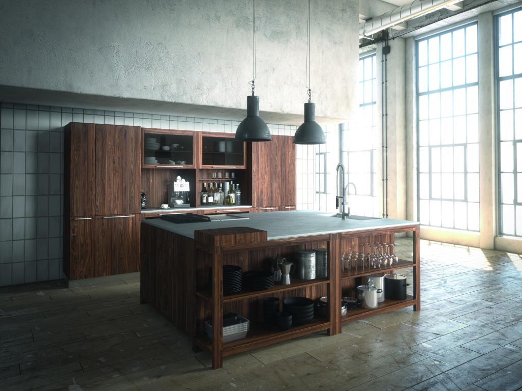 So könnten die Küchen der Zukunft aussehen | BIORAMA