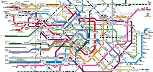 tokyo_map_or_vector_art