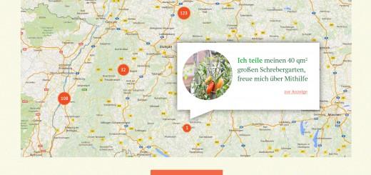Gartenpaten-Vorschau-Karte