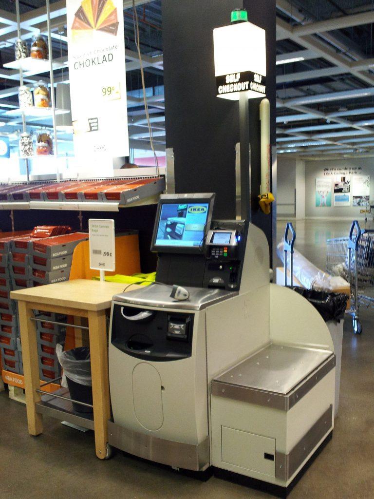 Der Supermarkt Automat Aus Schweden Biorama