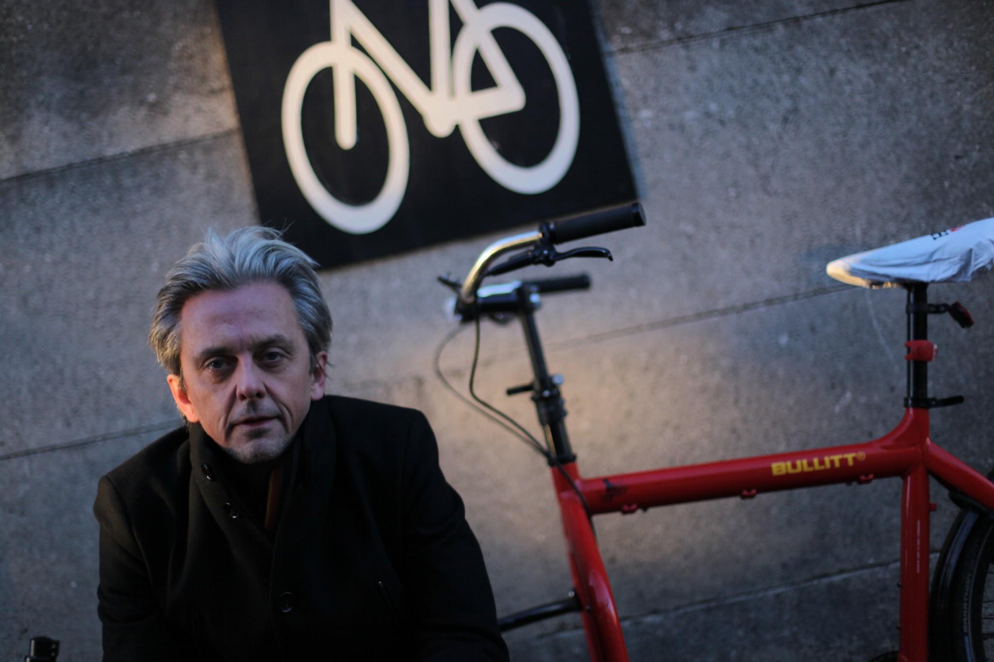 Mikael Colville-Andersen (Bild: Copenhagenize. Oli Broom)