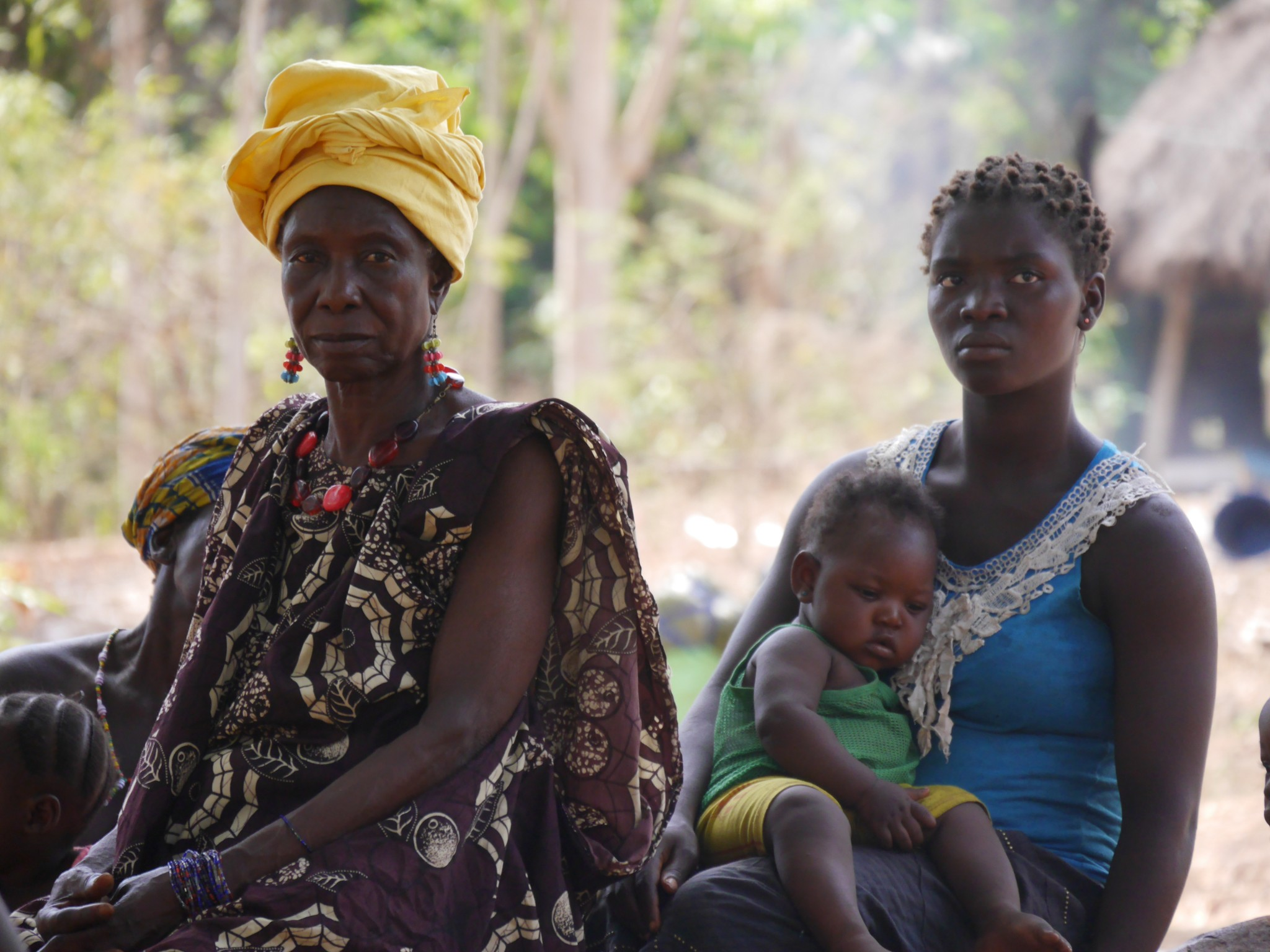 Das einstige Vorzeigeprojekt in Sierra Leono wurde zum Fiasko. Viele Menschen können sich selbst das Grundnahrungsmittel Reis nicht mehr leisten. Den hatten sie vor dem Addax-Projekt auf ihren eigenen Flächen angebaut.