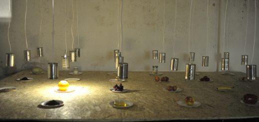 """Am 4. Juni wurden einige der Projekte des SOHO in Ottakring eröffnet. So auch die Austellung  """"Wo Milch und Honig fließen. Konsumethik und Selbstermächtigung"""" (BildMehmet Emir)"""