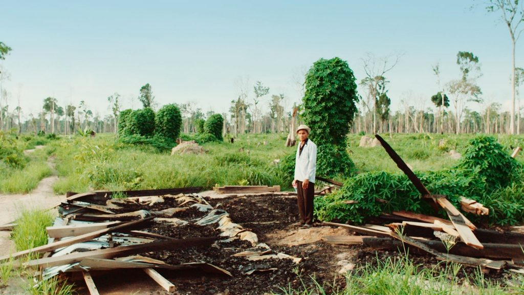 (Bild aus dem Film Landraub)