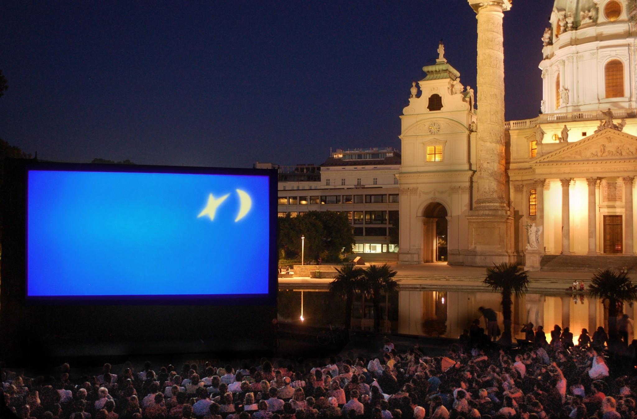 Bild: Kino unter Sternen