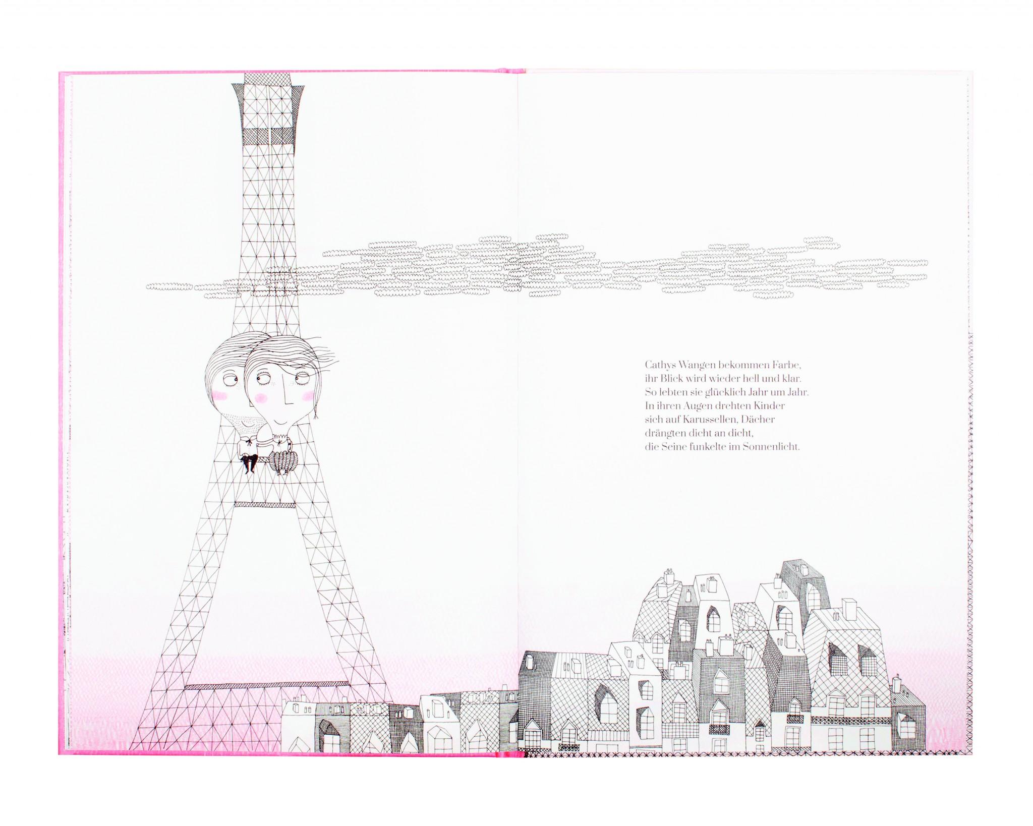 Von Csil aus Madame Eiffel, © Kleine Gestalten 2015
