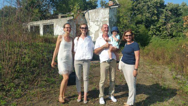Ivana mit Familie