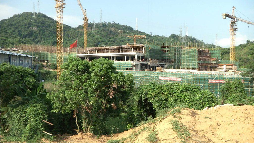 Goldene Gene, Biobanken, China, Shenzhen