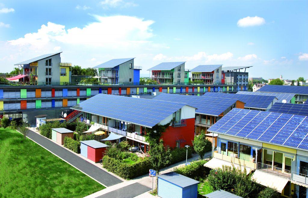 Solarsiedlung (2)