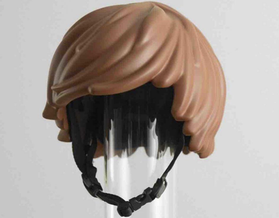 Fahrradhelm Der Spielzeug Haarschnitt Zum Aufsetzen Biorama