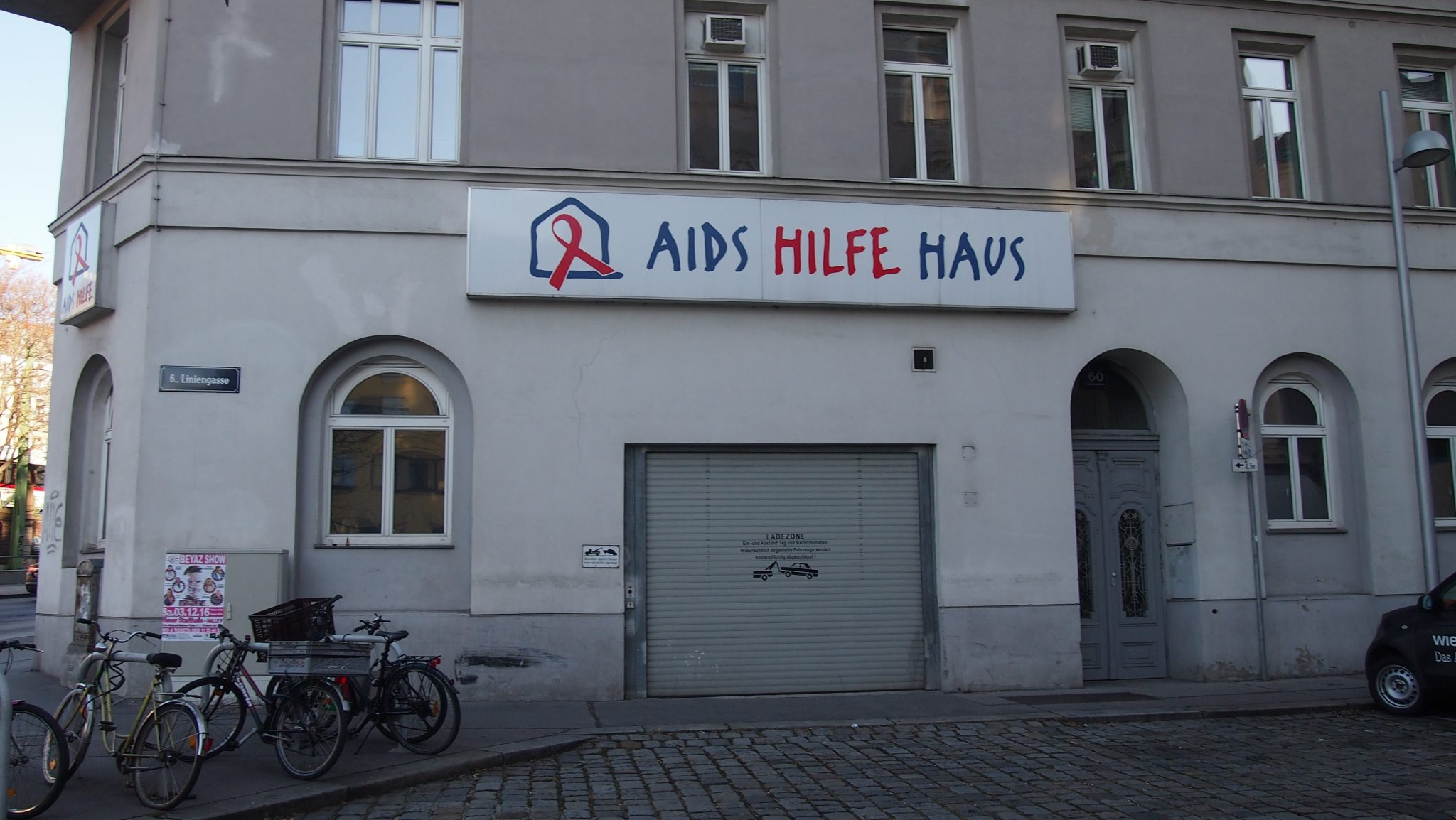 HIV Aids Hilfe Haus Wien