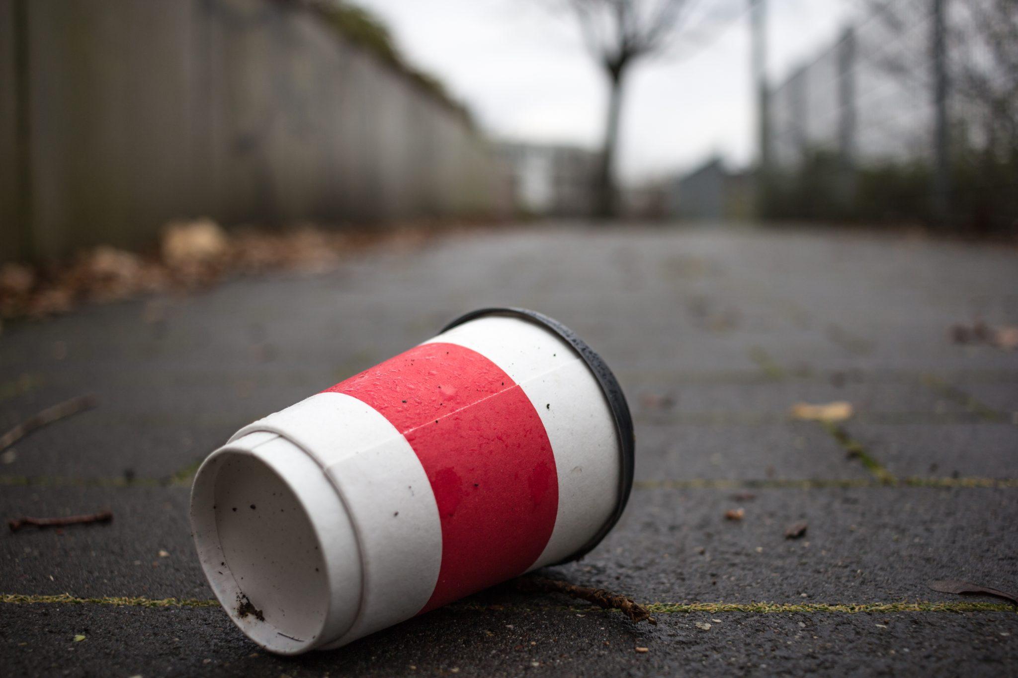 reCups Umweltverschmutzung Coffee to go