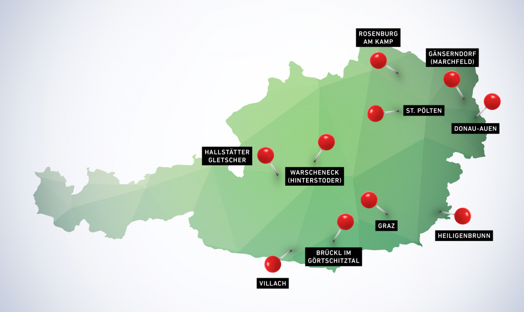 Umweltproblemzonen 10 Umweltkonflikte In österreich Biorama