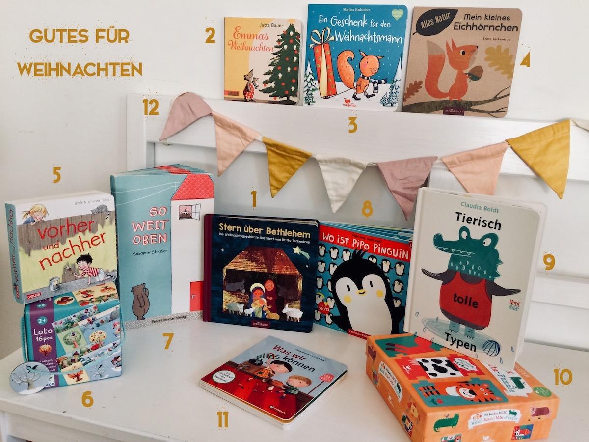Gutes für Weihnachten – Geschenkideen für die Kleinsten | BIORAMA