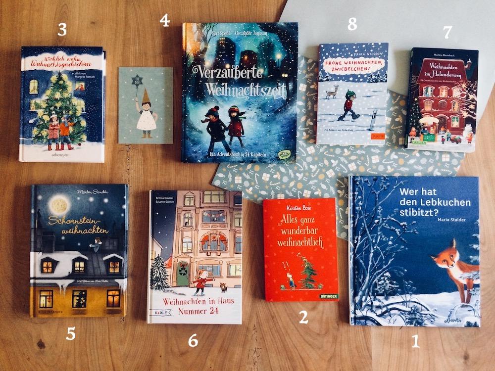 Kinderbücher Weihnachten.Noch 24 Tage Bis Weihnachten Gute Kinderbücher Für Den Advent