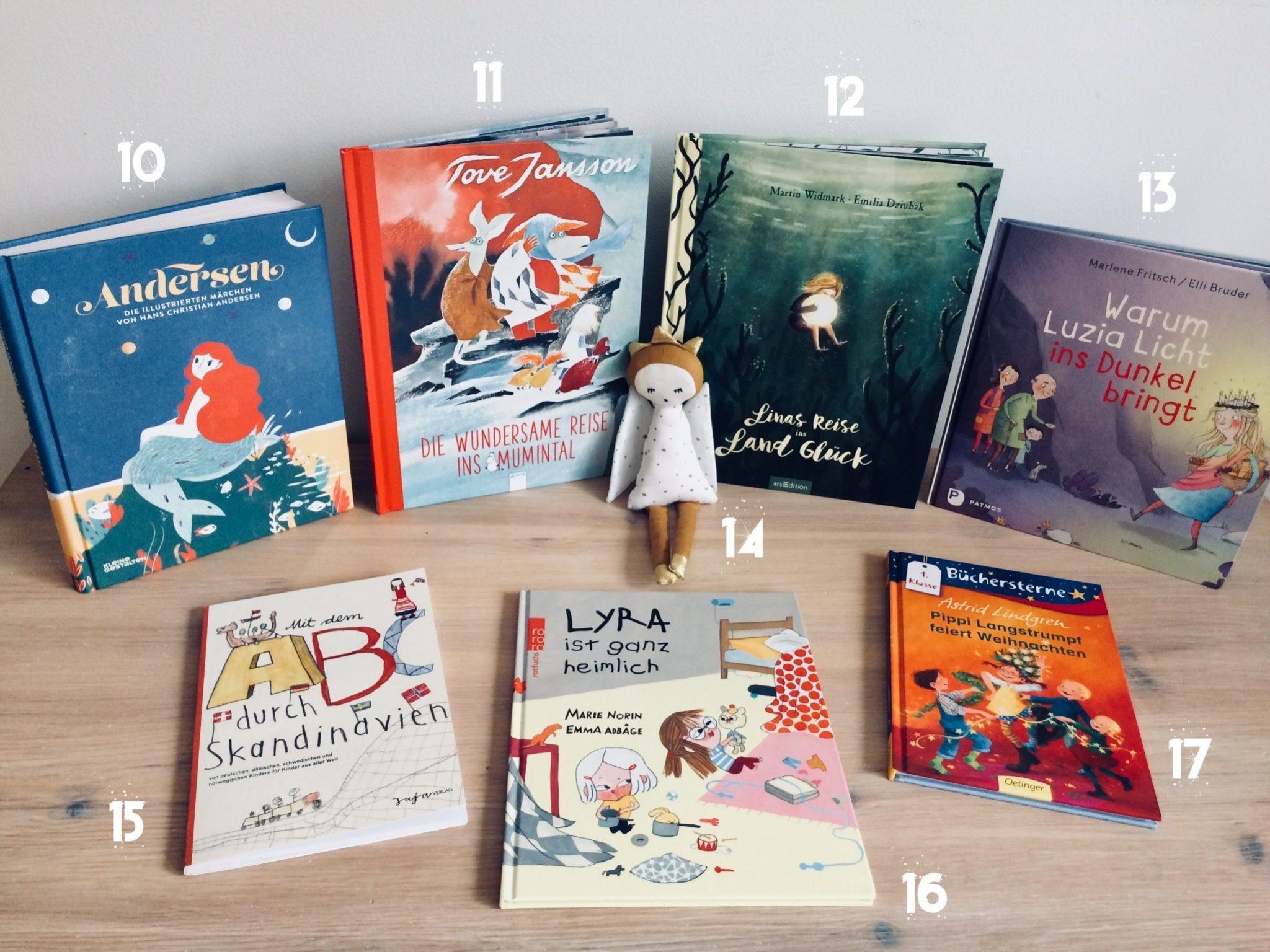Kinderbücher Weihnachten.Gutes Für Weihnachten Kinderbücher Aus Dem Hohen Norden Biorama