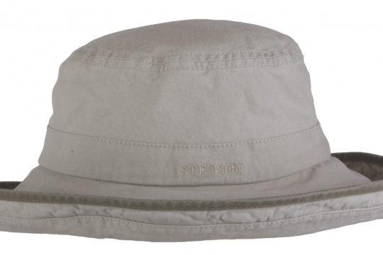 Hut aus Biobaumwolle