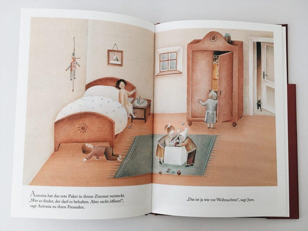 Kalender Weihnachten 2019.Weihnachtliche Kinderbücher Und Kalender Für 2019 Biorama