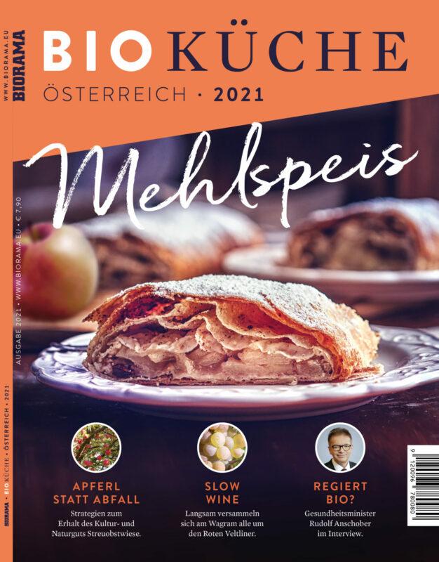 BIORAMA BIOKÜCHE 2021 Cover